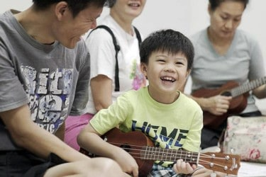Little Play Space Ukulele / Guitar Sing-Along