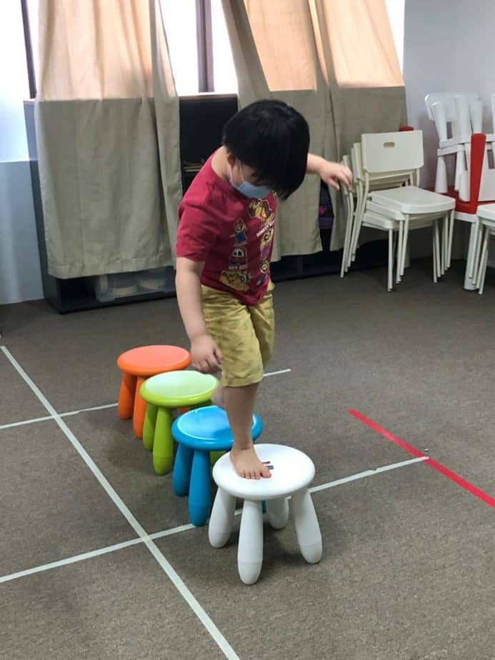 Kids Creative Drama Class - Obstacle Course
